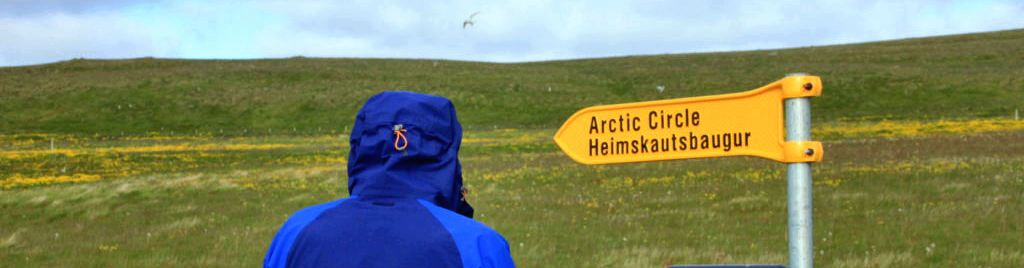 Visit Grimsey island and hike to the real hight of the Arctic Circle