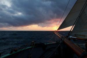 Setting sail for Fair Isle