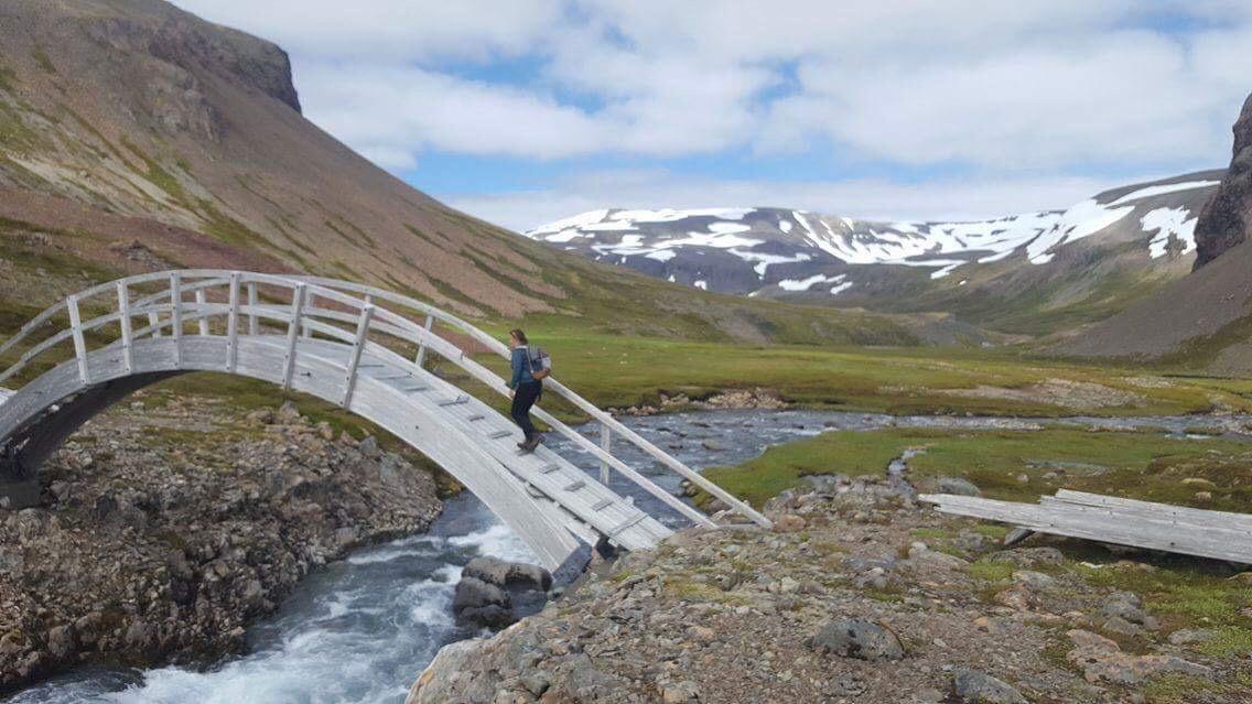 Hornstrandir Hrafnsfjordur