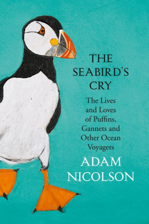 The Sea birds Cry Book Cover